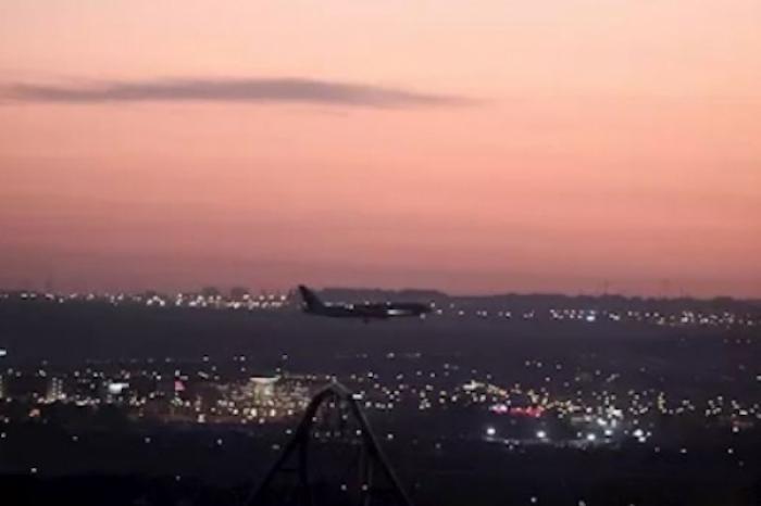 Aterriza con éxito vuelo canadiense en Madrid tras fallas