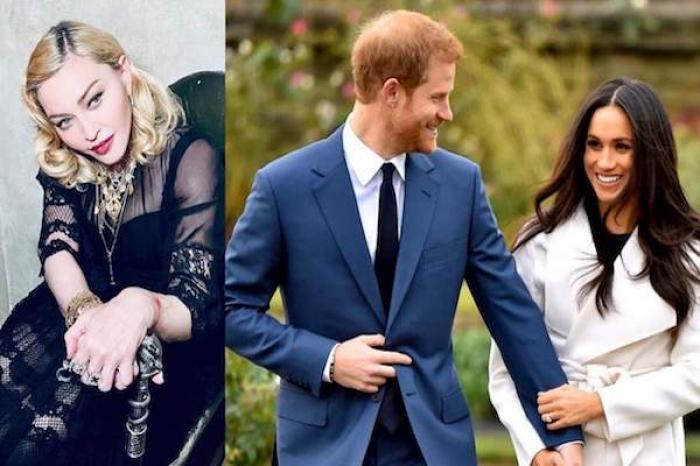 Madonna le ofrece su departamento al príncipe Harry y Meghan