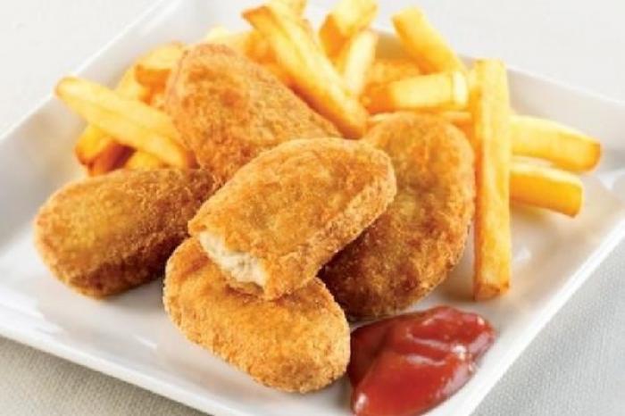 ¿Sabes de qué están hechos los nuggets de pollo?
