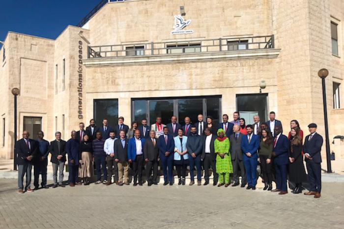 Gobierno de Escobedo Comparte En Jordania Su Plan Antiviolencia