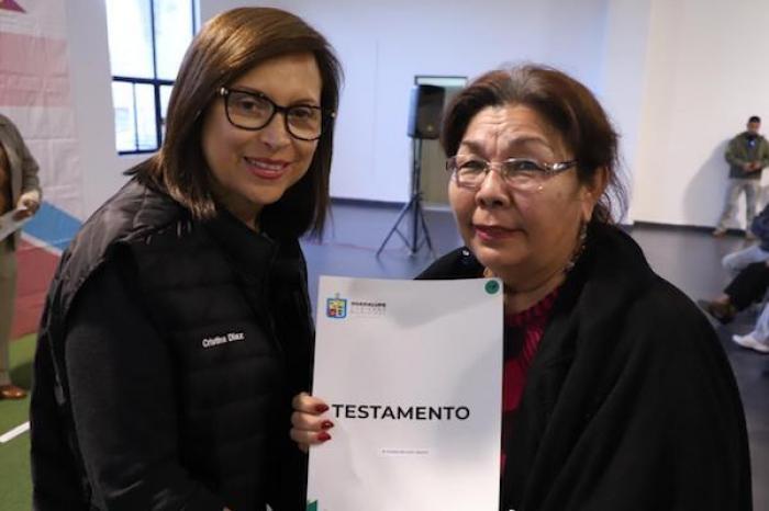 Municipio de Guadalupe Apoya A Mil Familias Con Testamentos
