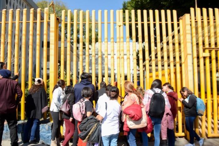 Demandas de mujeres de la UNAM son justas: López Obrador