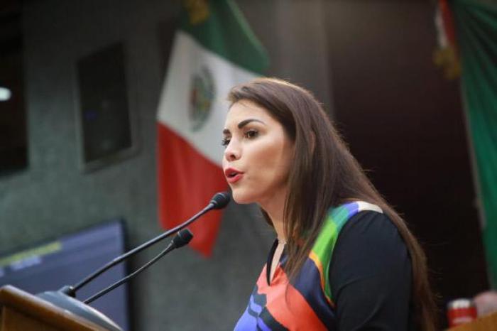 Propone Karina Barrón que violencia contra mujeres sea causal para anular elecciones