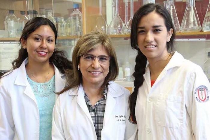 Cruzada por la ciencia a favor de las mujeres