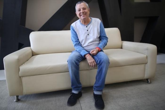 César Bono fue ingresado al hospital tras un problema digestivo