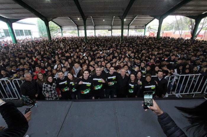 Asesorarán en  Apodaca A Más De 2 Mil Jóvenes Para Ingresar A Preparatoria