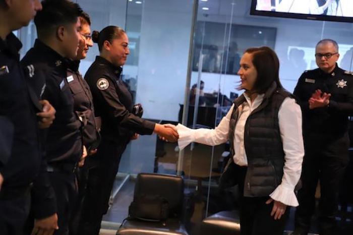 Mantiene Policía De Guadalupe Primer Lugar En Detenciones Por Delito