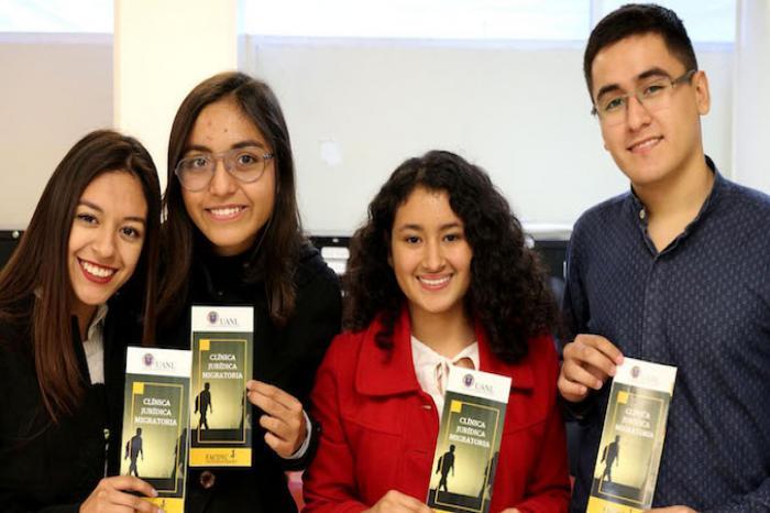 Epicentro de estudio y defensa de migrantes en noreste de México
