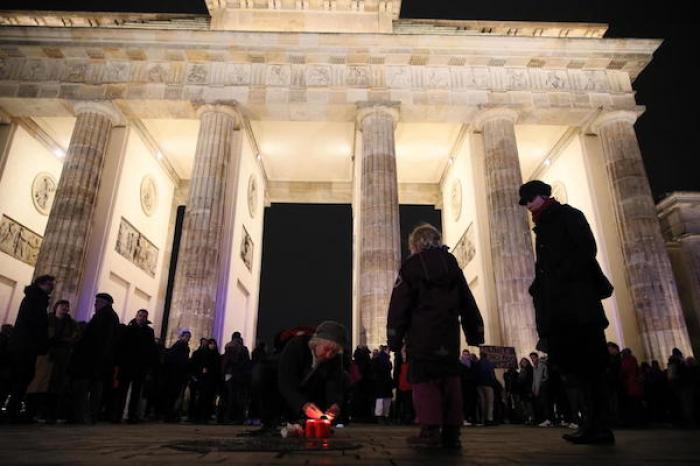 Eurolíderes rechazan  el atentado en Alemania
