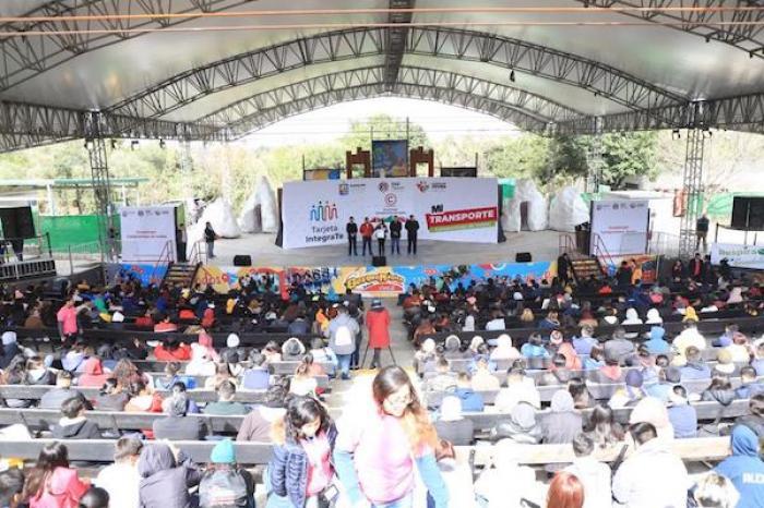 Municipio de Guadalupe Amplía Becas De Transporte Para Estudiantes, benefician a Mil Jóvenes
