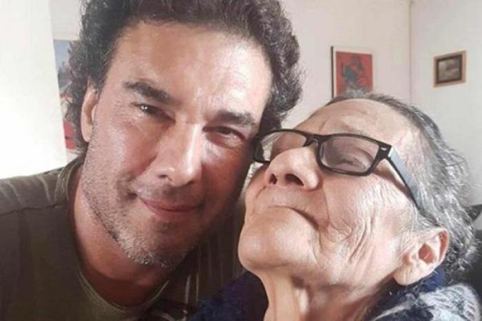 Fallece la mamá de Eduardo Yáñez