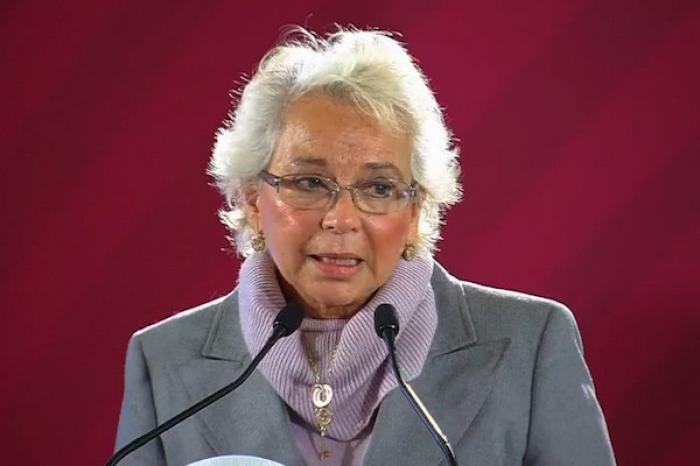 Olga Sánchez Cordero no participará en paro, pero apoyará movimiento