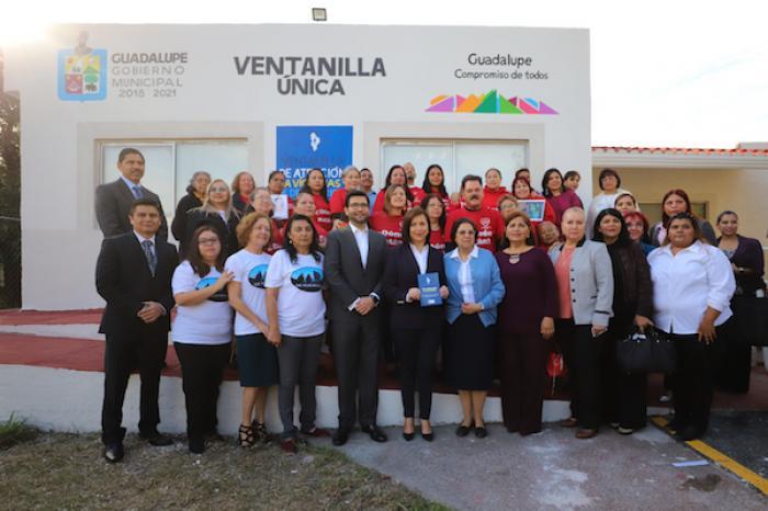 Abre Cristina Díaz Primer Ventanilla De Atención A Familiares De Víctimas Por Desaparición