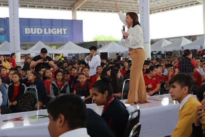 Impulsan Ofertas Educativas Para 4 Mil 500 Estudiantes De Secundaria En Guadalupe