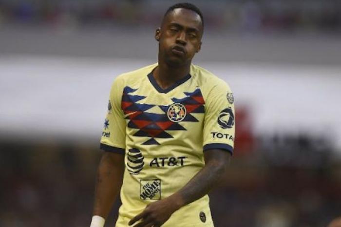 Renato Ibarra jugador del América acusado de violencia doméstica