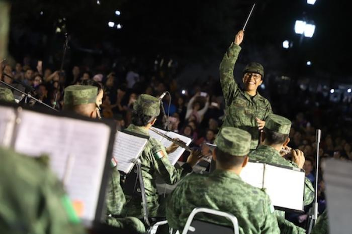 Municipio de Guadalupe, Vive Concierto Magistral e Histórico