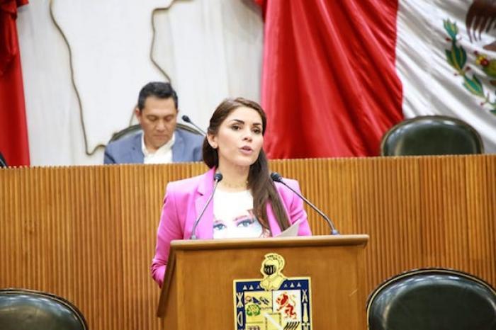 Propone Karina Barrón sanciones más severas por Violencia familiar
