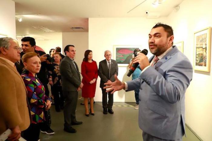 Muestra Museo De Guadalupe Obras De Rufino Tamayo Y Francisco Toledo