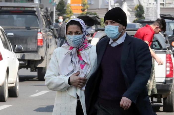 Irán solicita un préstamo al FMI para hacer frente al coronavirus