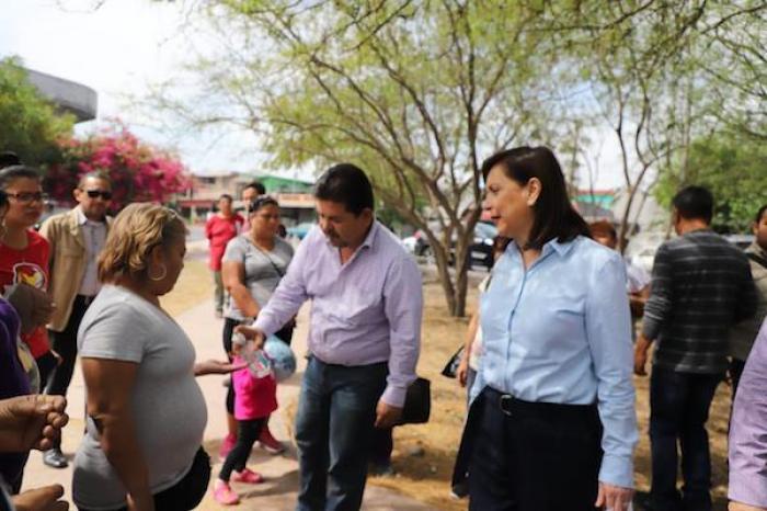 Intensifica Cristina Díaz Pláticas En Escuelas Para Prevenir Coronavirus