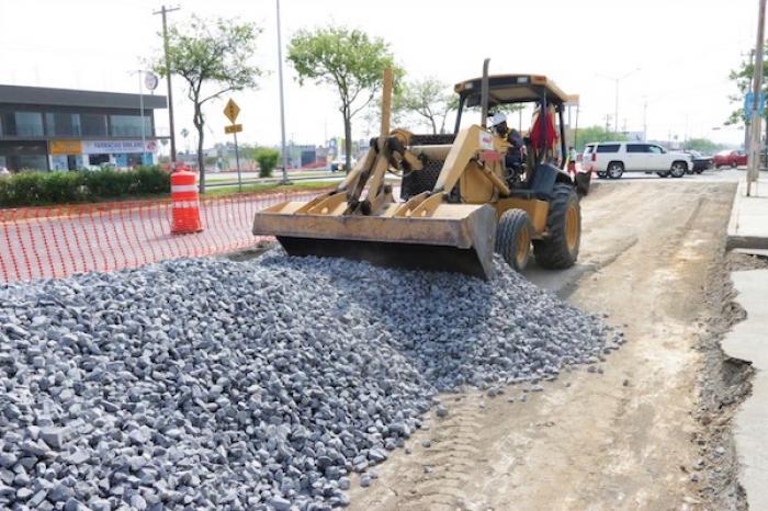Rehabilita Escobedo Avenida Juárez Para Beneficio De 120 Mil Habitantes