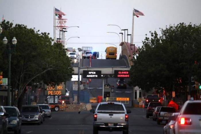 A partir del sábado cierran frontera México-EUA a viajes no esenciales