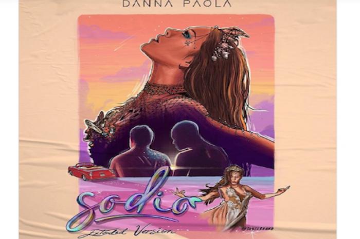 Lanza Danna Paola versión extendida del tema Sodio