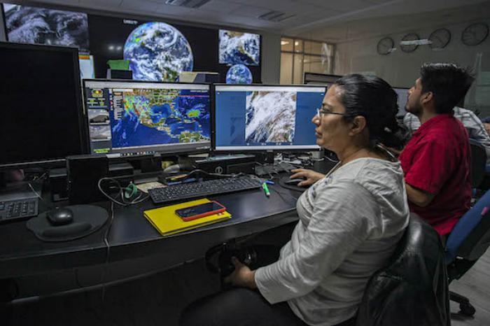 Apoya la UNAM tareas de seguridad nacional y protección civil ante fenómenos meteorológicos