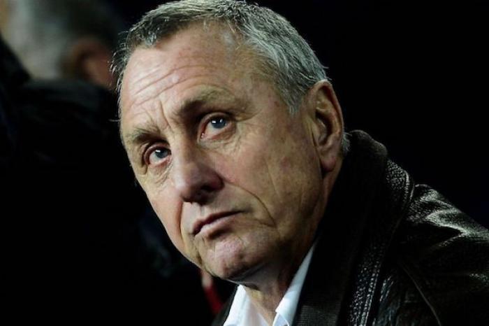 4 años de la muerte del histórico Johan Cruyff