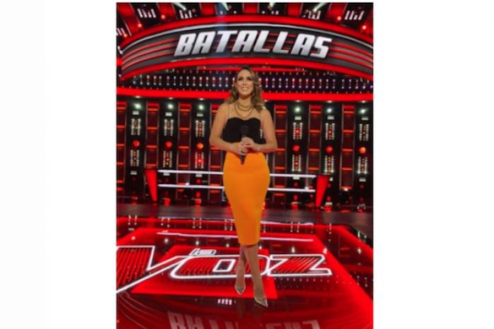 Jacky Bracamontes, la peor vestida de la semana en La Voz US