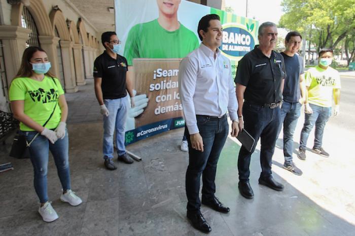 Instala Apodaca Banco De Alimentos Ante Contingencia Económica Por Covid19