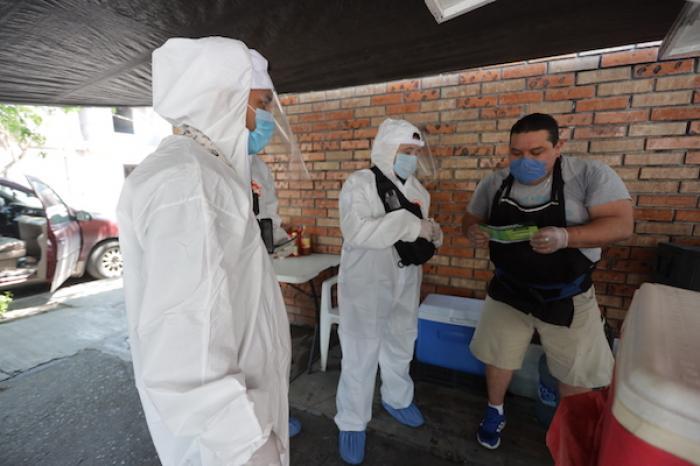 Vigila Escobedo Que Negocios De Alimentos Acaten Medidas Contra El Coronavirus