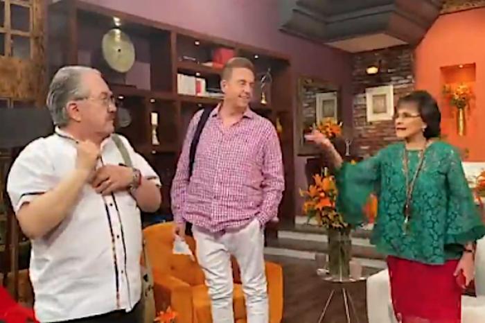 Trasciende supuesto pleito entre Pati Chapoy y ejecutivos de TV Azteca