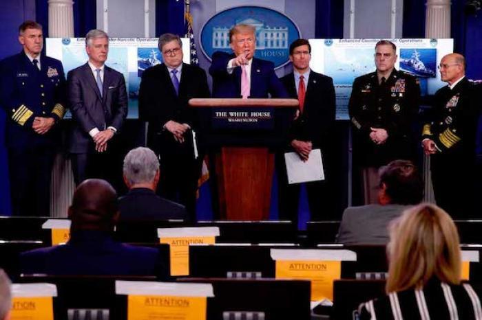Ante epidemia, refuerza EUA presencia militar en América Latina