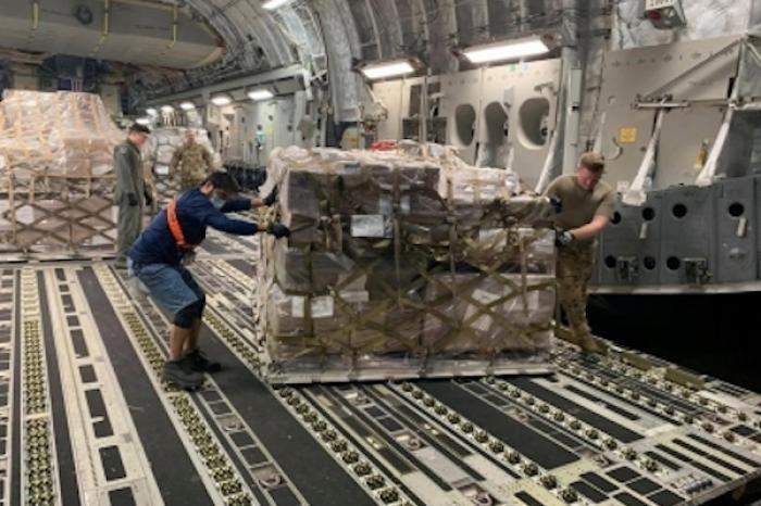 EUA prevé compra de 100 mil bolsas mortuorias para víctimas