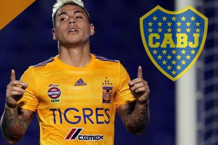 Medios Chilenos ponen a Edu Vargas en Boca Juniors