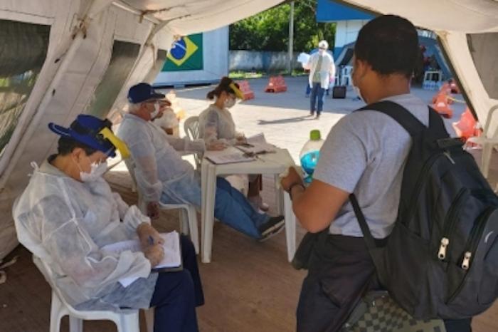 Brasil supera los 20 mil contagios y las mil defunciones por COVID-19
