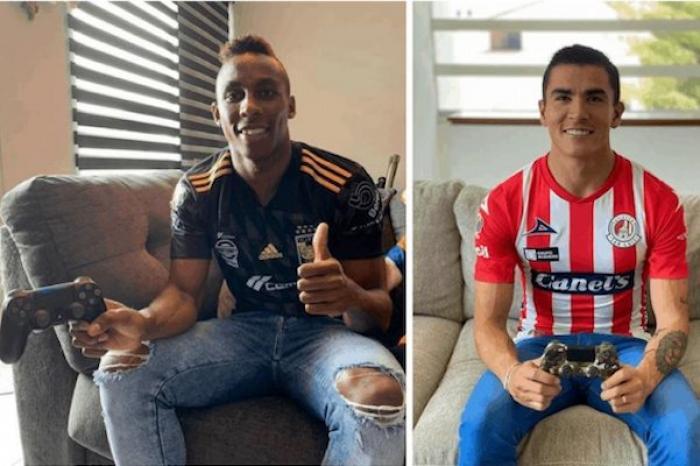 Tigres y Atlético San Luis empatan a 2 en la eLiga