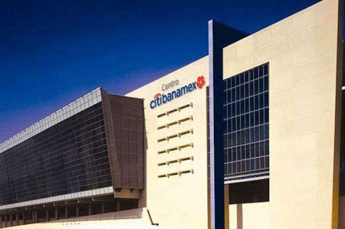Habilitan el Centro Citibanamex como hospital para atender casos de COVID-19