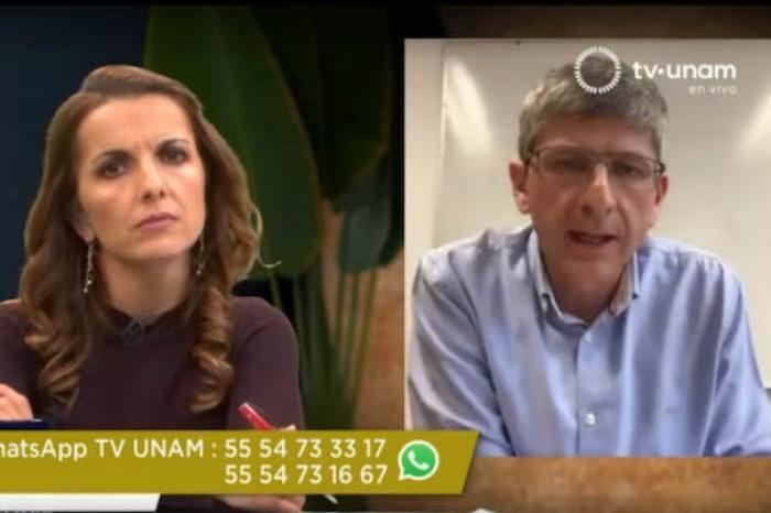 Más de 100 especialistas de la UNAM trabajan para atender emergencia sanitaria