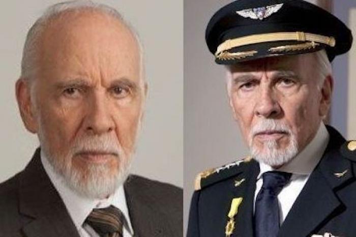 Muere el primer actor Aarón Hernán a los 89 años de edad