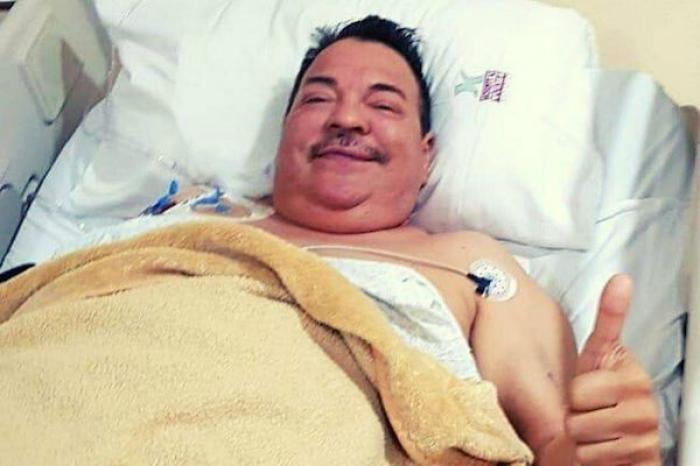 Hospitalizan a Julio Preciado por sospecha de COVID-19