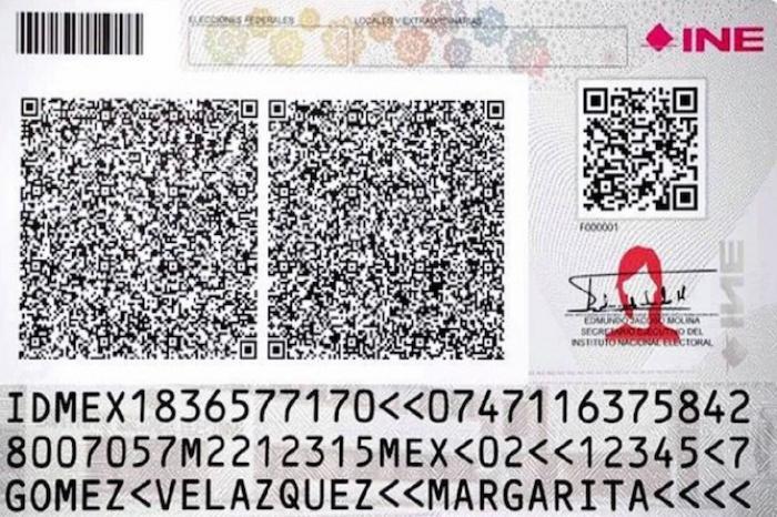Constancias digitales de identificación, vigentes hasta septiembre: INE