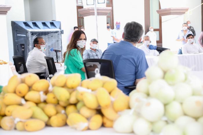 Apoyará Escobedo Con Alimento A Sectores Vulnerables Durante Contingencia