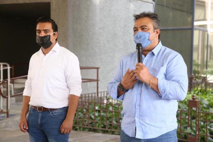 Propone PAN foros virtuales para crear ley en materia de contingencia sanitaria pandémica
