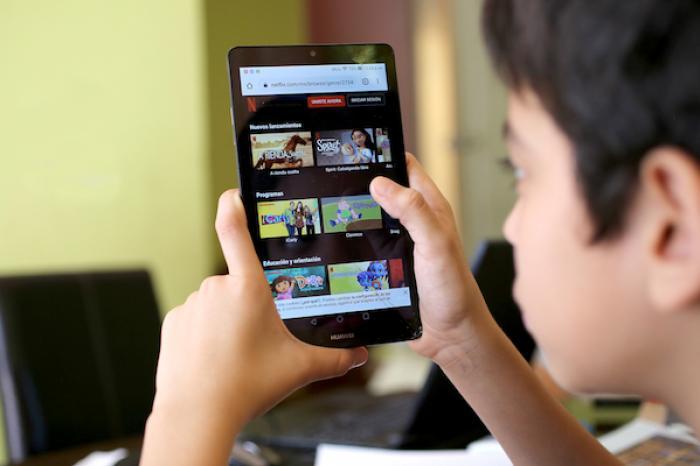 Ponle filtros al consumo web de los menores