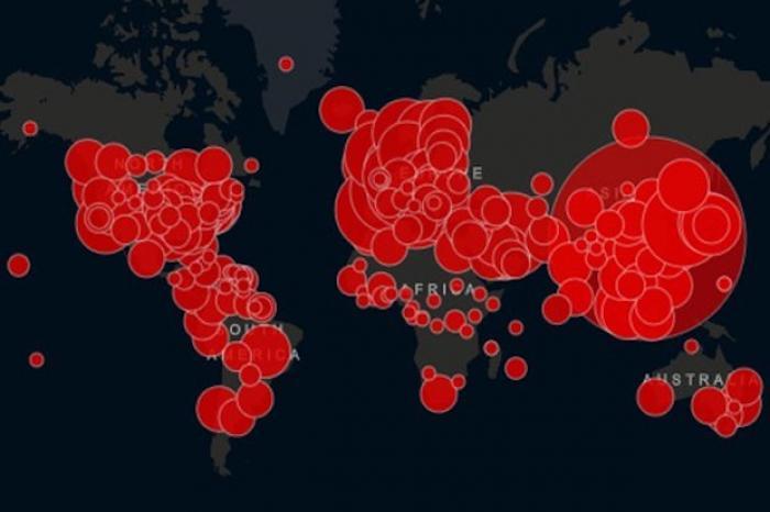 El mundo se acerca a los cinco millones 500 mil casos de COVID-19