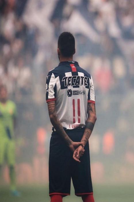 Leonel Vangioni anunció su salida de Rayados a través de su cuenta de Instagram