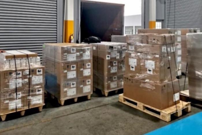 Entregará Marina 10 ventiladores en hospitales COVID