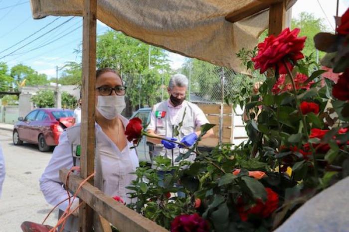 Alcaldesa De Guadalupe Apoya Al Comercio Local